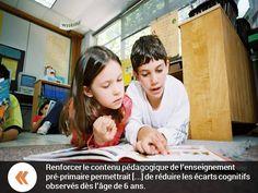 Comment améliorer l'apprentissage de la lecture dans les écoles? - http://rire.ctreq.qc.ca/2015/11/enseignement-lecture-prescolaire/