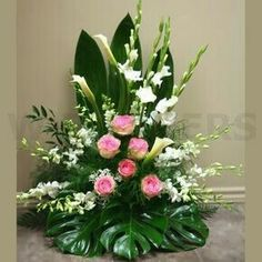 W Produto de flores: Harmonia - Floral arrangements - Altar Flowers, Church Flowers, Funeral Flowers, Wedding Flowers, Rosen Arrangements, Tropical Flower Arrangements, Funeral Flower Arrangements, Buy Flowers Online, Order Flowers