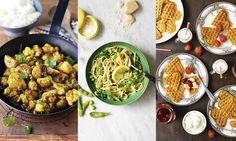 Grön mat ligger helt rätt i tiden. Hälsosamt, klimatsmart och gott. De här recepten går dessutom att laga på en halvtimme. Kan det bli bättre?