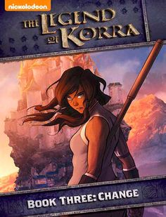 Legend of Korra: Book Three - Change (12/02/2014)