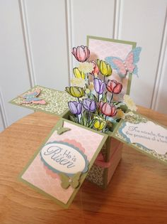 Stampin Up handmade Easter Day card card with by treehouse05