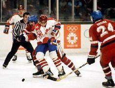 Carey Wilson 1984 Olympics