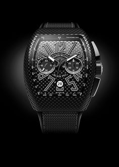 Decidedly masculine, the new PXL Collection by Franck Muller is a new model dedicated to male watch lovers.