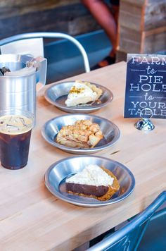 Snapchat Stories: The Pie Hole LA in Hollywood | Luci's Morsels :: LA Lifestyle Blogger