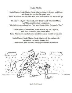 Sankt Martin | Teddylingua