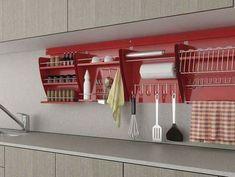 Organizando la cocina