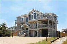 Castaway Outer Banks Rentals | Villages at Ocean Hill - Semi-Oceanfront OBX Vacation Rentals
