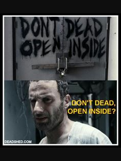 #wattpad #humor The Walking Dead memes.