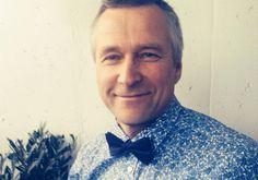 Krister Karlsson, innovatören bakom Bugmaiden - antagligen världens smartaste flugsmälla.