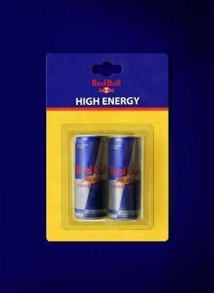 Red Bull - Print Advertisement