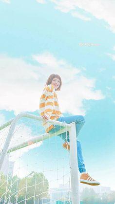 Kim Bok Joo Swag, Lee Sung Kyung Wallpaper, Weighlifting Fairy Kim Bok Joo, Joon Hyung, Romantic Doctor, Kim Book, Korean Drama Romance, Korean Girl Photo, Korean Artist