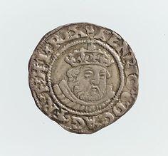 Half-Groat of Henry VIII (1509-1547)