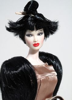 Jason Wu Fashion Doll.