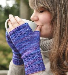 Alameda Fingerless Gloves