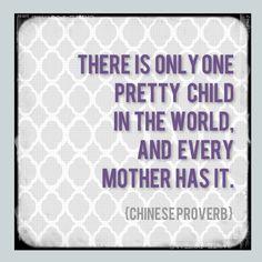 Chinese Proverb #motherhood