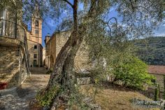 A quaint corner of the Ligurian Riviera by dlddanilo