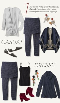 STYLE IT! cabi Clothing | Leggings Trend www.caronmcmahon.cabionline.com