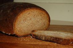 Latvian Rye bred by Ilze Dauvarte. It takes long time, but I love to bake it.