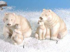 ours en résine