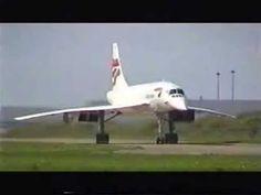 Concorde Takeoff