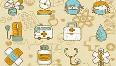 Aplicativos para estudantes de medicina.