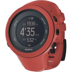 Now in stock Suunto Ambit3 Sport GPS Sapphire Heart Rate Monitor