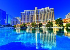 Bellagio Hotel, Las Vegas | #Hotels #Travel #Holidays #Lasvegas |