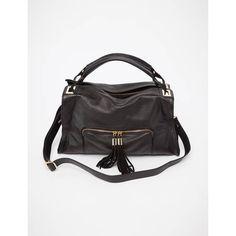 Sac Absinthe Noir - Accessoires Sandro - E-Boutique Officielle SANDRO / Collection Printemps-été 2012 SANDRO