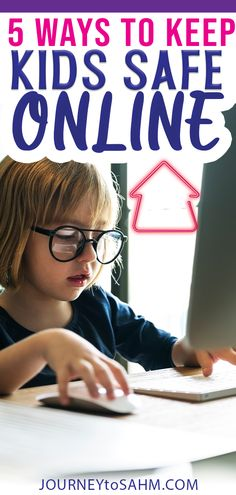 #ad The Internet can be a scary place. Kids are using technology younger and younger every year. By age 1, my daughter already knew how to navigate different apps. It's crazy! But how do you know if your kids are safe? Here are 5 tips to keep kids safe online and how one simple free Safe Vision app combines all these features to keep your kids protected. | @journeytoSAHM #kidsonlinesafety #onlinesafety #parenting Educational Activities For Toddlers, Parenting Toddlers, Summer Activities For Kids, Parenting Styles, Parenting Advice, Peaceful Parenting, Gentle Parenting, Parallel Parenting, Sick Kids