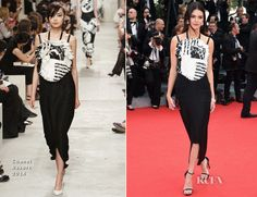 Kendall Jenner In Chanel – 'Grace of Monaco' Cannes Film Festival Premiere