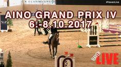 Aino Grand Prix IV 6.-8.10.2017  - Päivä 2 - LA - YouTube