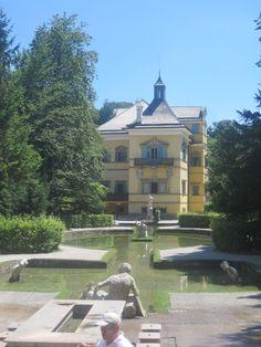 """Castle HellBrunn """"The Castle of Fountains"""" (Salzburg, Austria)"""