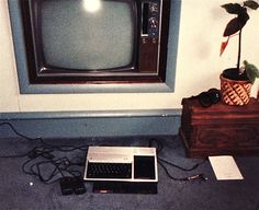 my first computer, TI-99/4A | Flickr - Photo Sharing!
