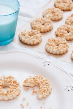 Photograph Cookies with peanuts by letterberry on 500px