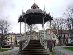 Reanimar os Coretos em Portugal: Coreto de Póvoa do Varzim