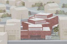 Cultural Venue Cubed - The Architect's Newspaper
