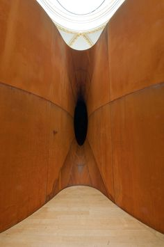 Anish Kapoor. Isn't it erotic?