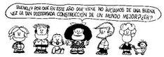 Resultado de imagen de mafalda fin de año