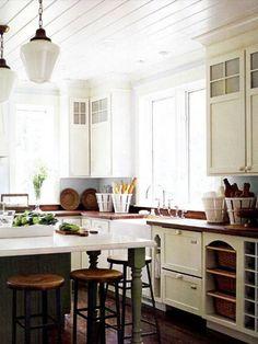 Landhausstil Küche Von Schema Studio Limited