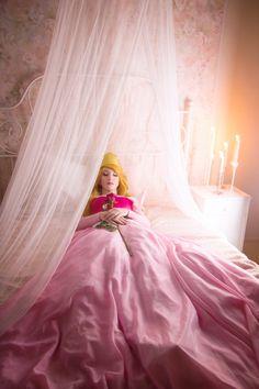 Sleeping Beauty - Princess Aurora by Dzikan on DeviantArt