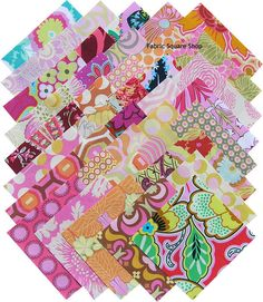 Amy Butler Pinks Amy Butler, Fiber, Quilts, Blanket, Westminster, Sewing, Squares, Fabric, Red