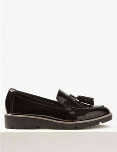 57f014808d29 Womens Casual Shoes - Griffin Mabel in Black Leather from Clarks shoes £ 49.99   Shoe fetish   Pinterest   Shoes, Clarks and Bl…