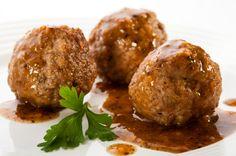 Fruity Pork Meatballs