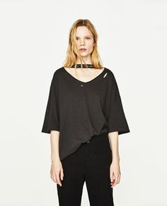 TShirts Women | New Collection | ZARA United States
