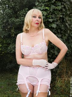 Underwear by Secrets in Lace, Photo by David Green, Model Me :D