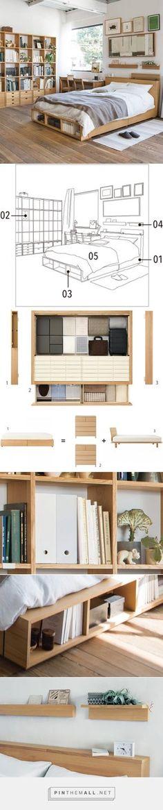 Dormitorio   Compact Life   MUJI