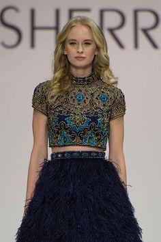 New York Fashion Week, February 2016 - SHERRI HILL - SHERRI HILL