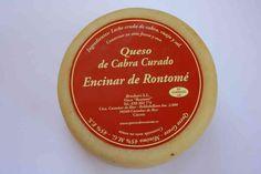 Encinar de Rontomé Cabra curado Quesos de Rontomé Finca Rontome 10340 Castañar de Ibor España