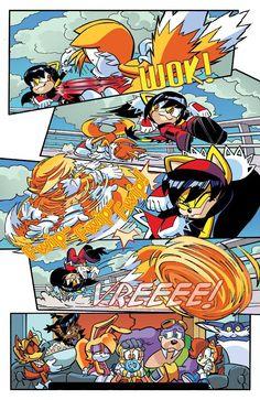 [Aporte] Archie Comics: Sonic the Hedgehog # 269 en Español - Sonic the Hedgehog [Comunidad Oficial] - Taringa!