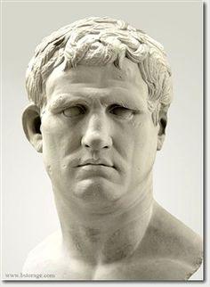 Portraits of Marcus Agrippa